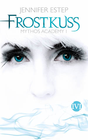 Frostkuss - Rezension - Jennifer Estep - Buch Blog - Pandastic Books